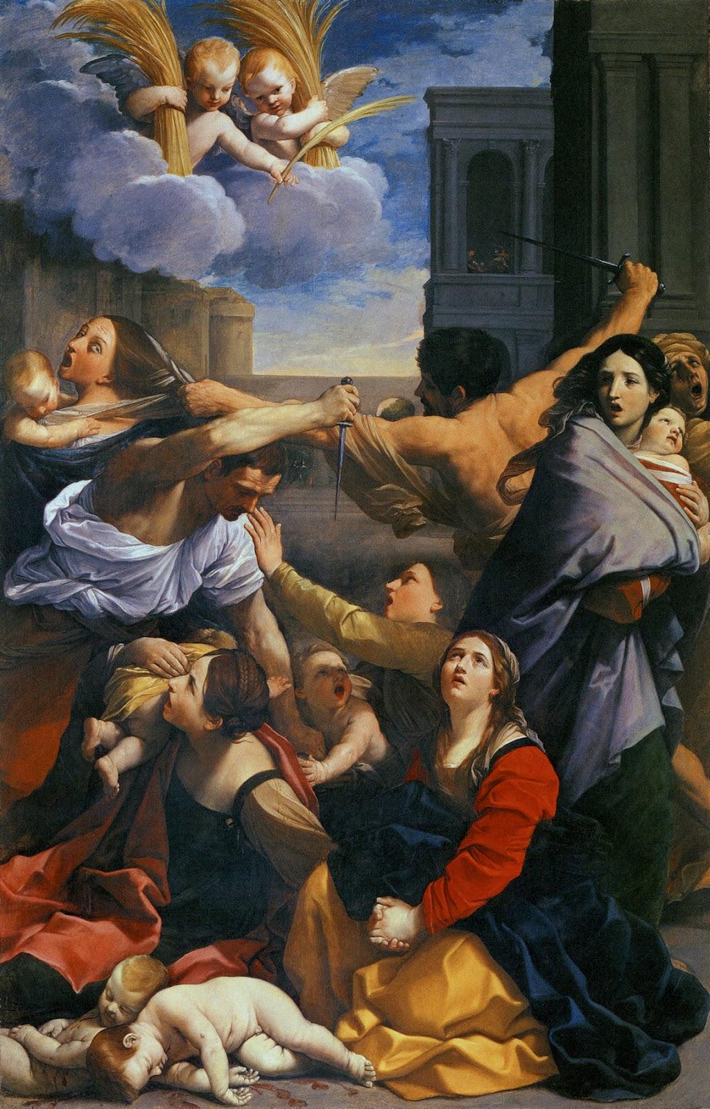 Гвидо Рени, 1611.