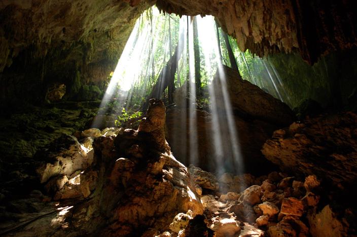 Мумиё — слезы глубоких пещер