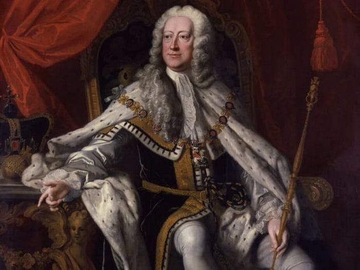 Король Георг II.